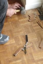Gap filling & Finishing services provided by trained experts in Floor Sanding Essex